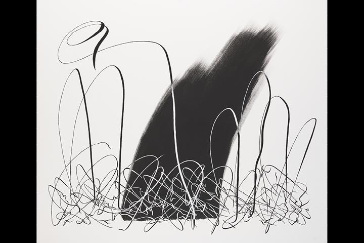 MICHAL MATZENAUER / Písmo - znaky /obrazy, kresby