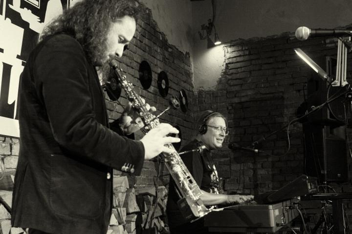 Roman Dragoun a Michal Žáček