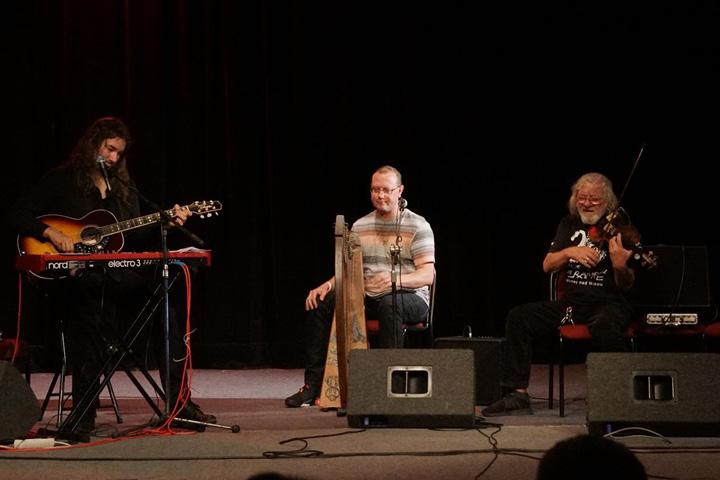 Jan Hrubý trio
