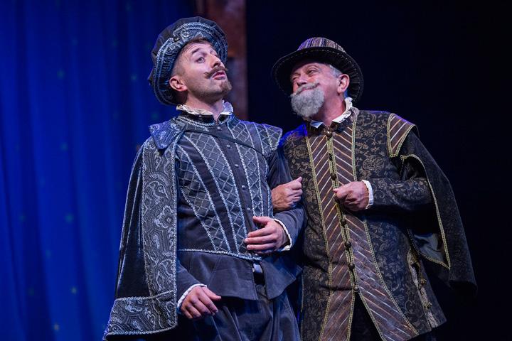 Zamilovaný Shakespeare - ZRUŠENO, vracíme vstupné