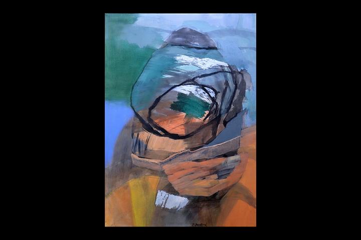 JARMILA JANŮJOVÁ /Krajina času/ malba a kresba - ZAVŘENO