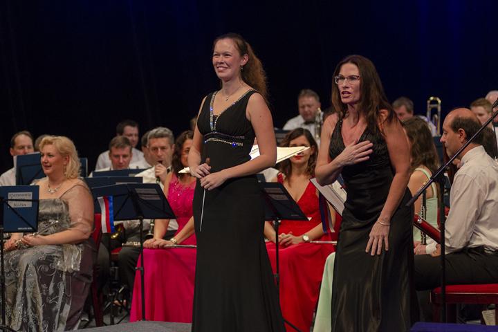 Svatomartinský koncert Harmonie 1872 Kolín