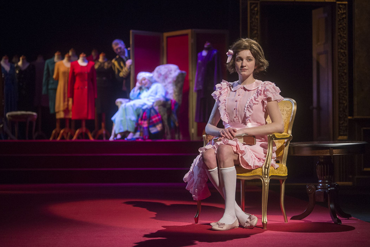 Audience u královny a krále